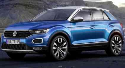 Volkswagen počeo s prodajom modela T-Roc