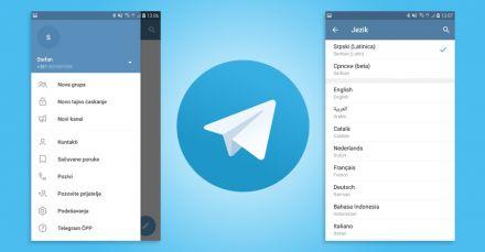 Volonteri iz Srbije preveli ceo Telegram na srpski (pomozite i vi)