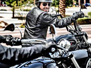 Vožnja motocikla smanjuje stres!