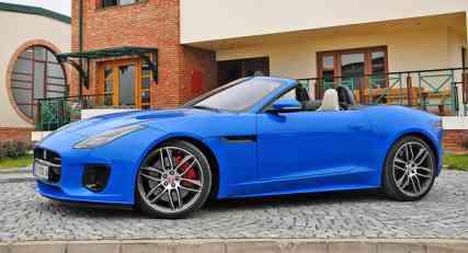 Vrele Gume test: Jaguar F-Type 3.0 V6 Cabrio