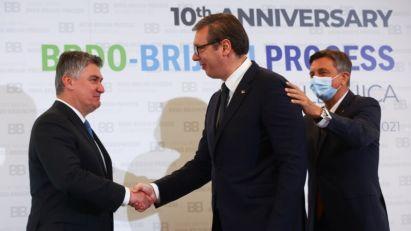 Brdo-Brioni: EU da ubrza pregovore sa Zapadnim Balkanom