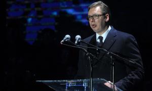 Vučić: Cilj NATO agresije bio je da se ubijaju vojnici, policajci, civili... Ubijali ste nas zbog tog Kosova, ali to više ne možete!