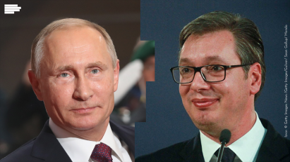 Vučić: Hvala! Putin: Braća smo! (FOTO, VIDEO)