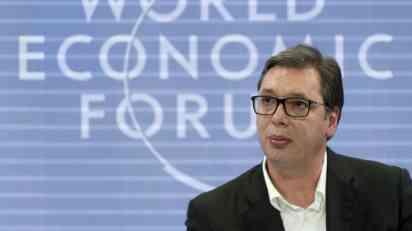 Vučić: Izjava Haradinaja loša vest za region, sutra sastanak sa Merkelovom
