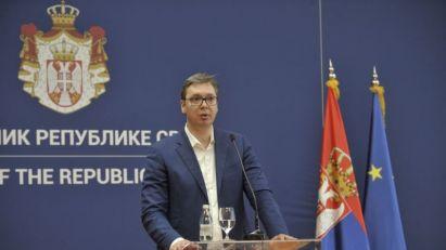 Vučić : Kineska agencija CIDCA nudi Srbiji donatorsku pomoć