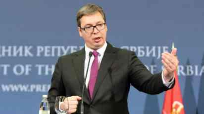 Vučić: Moj stav o KiM krajem aprila, neozbiljne predloge cepam