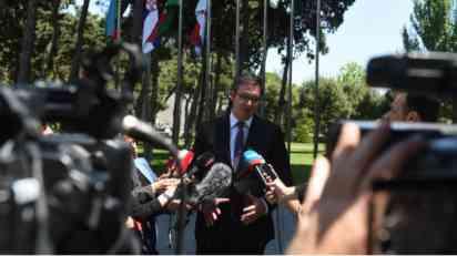 Vučić: Naša politika je EU, ne menja je želja bilo kog političara