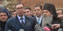 Vučić: Nije mi bilo lako i prijatno na Kosmetu, ali sam zadovoljan