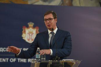 Vučić: Nikolić odlično radi, problem je nešto drugo...