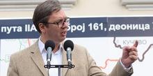 Vučić:Od učlanjenja KiM u UN nema ništa, osim ako se ne dogovorimo