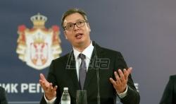 Vučić: Razgovori u Briselu samo ukoliko je Priština spremna na kompromise