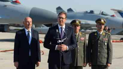 Vučić: Srbija pod snažnim pritiscima Zapada