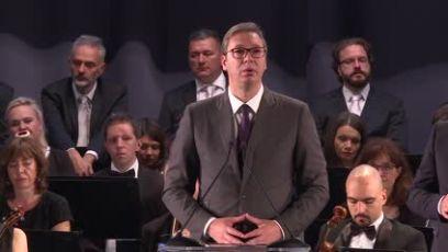 Vučić: U svakom trenutku imajte u vidu činjenicu da treba da odbranite interese Srbije