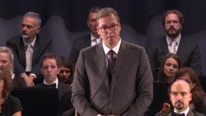 Vučić: Uprkos ekonomskom razvoju Srbija je pred velikim bezbednosnim izazovima
