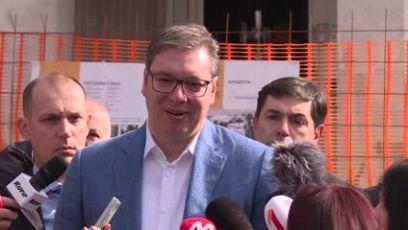 Vučić: film posvećen meni posledica kampanje koju organizuju i plaćaju ujedinjeni tajkuni Srbije