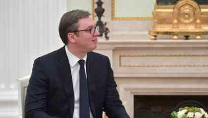 Vučić izrazio nadu da će SAD razumeti odbijanje Srbije da se stvori kosovska vojska