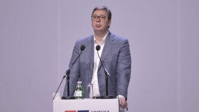 Vučić na Glavnom odboru SNS: Neki od vas će otići sa funkcija