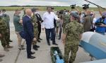 Vučić na prikazu novih bespilotnih letilica CH-92A Vojske Srbije: Ovo je najbolje oružje! Vidite kako se ratuje u Jemenu i Saudijskoj Arabiji