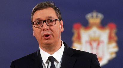 Vučić se sastao sa Srbima sa KiM