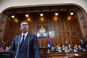 Vučić zamolio Bošnjake: Ne nasjedajte na trikove, autoput dolazi do Duge Poljane
