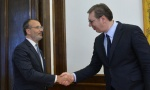 Vučić zatražio da EU dodatno pritisne Prištinu
