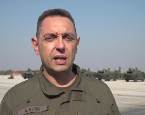 Vulin: Sa Rusijom o daljem razvoju vojno-tehničke saradnje