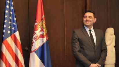 Vulin osudio izjavu američkog ambasadora o Kosovu