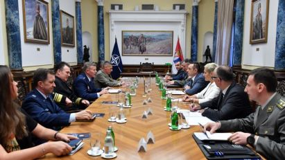 Vulin sa Voltersom: Formiranje vojske Kosova najveća pretnja za Balkan