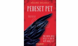 Vulkan: U romanu Pedeset pet - dvojica osumnjičenih, dve identične priče - kome ćete poverovati?