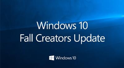 Windows 10 Fall Creators Update dolazi 17. oktobra