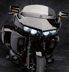 Yamaha Star Eluder spreman za tržište