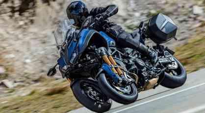 Yamaha predstavila novi Niken GT