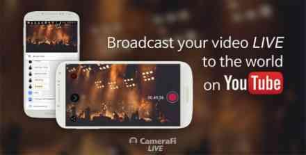 YouTube će uskoro omogućiti live streaming direktno iz kamera aplikacije telefona