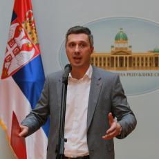 ZA NASILJE MORA DA SE SUDI: Podignuta optužnica protiv Boška Obradovića