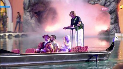 ZADRUGA 3 UŽIVO, IZ MINUTA U MINUT: Veličanstveni prizor od kojeg zastaje dah! Željko Mitrović, Ognjen Amidžić i Luna Đogani provozali se gondolom u impresivnom gradu!