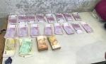 ZAPLENA NOVCA NA HORGOŠU: U jastuke sakrili 400.000 evra