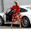 ZBOGOM PORŠEU, sada ima CRNU ZVERINU OD 110.000 EVRA! Dara Bubamara kupila nova kola! (FOTO)