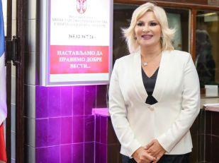 ZORANA MIHAJLOVIĆ ZA KURIR: Lideri bućkuriš koalicije rade protiv države, pokušavaju da izazovu nered!