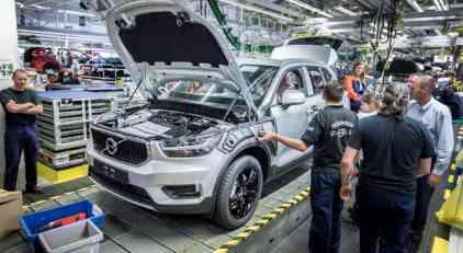 Za Volvo XC40 stiglo već 80.000 narudžbina