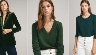 Za jesen sa stilom: Tamnozeleni komadi iz Massimo Duttija