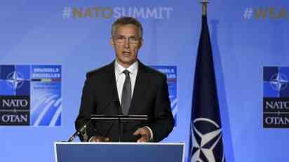 Za vojsku Ukrajine NATO daje opremu za komunikaciju