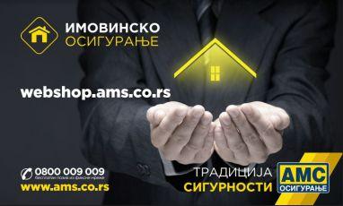 Zaštitite svoju imovinu u AMS Osiguranju
