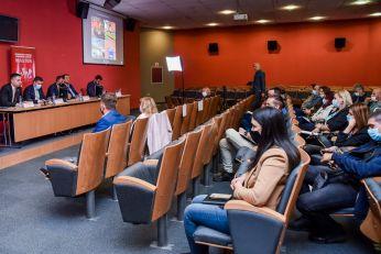 Završna konferencija u okviru projekta WASIDCA u Master centru