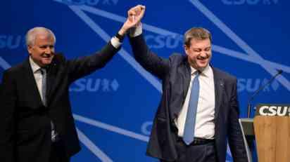 Zehofer ponovo izabran za lidera CSU