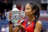 Žensko finale US Opena gledanije od muškog