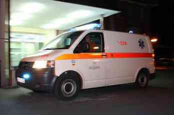 Živinice: U sletanju s puta teško povređen 28-godišnji motociklista