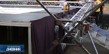 Zrenjanin: Incident sa binom velika opomena