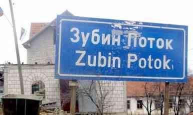 Zubin Potok: Priveden Albanac, seksualno napao Srpkinju