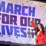 Zvezde u Americi marširaju protiv oružja